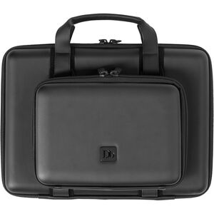 "Douchebags The Hacker Laptop Case 13"" with Pouch black black"