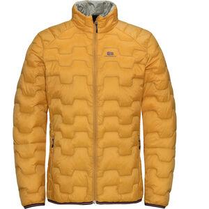 Elevenate Motion Down Jacket Herr Cadmium Yellow Cadmium Yellow