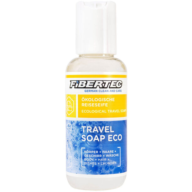 Fibertec Travel Soap 100ml