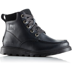 Sorel Madson Moc Toe Waterproof Shoes Barn black/black black/black