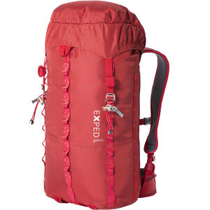 Exped Mountain Pro 30 Alpine Backpack red red