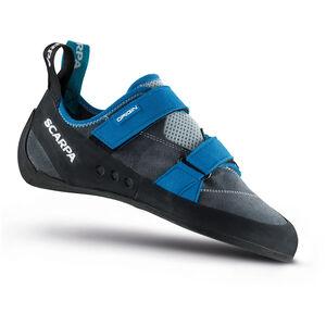 Scarpa Origin Climbing Shoes Dam green blue green blue