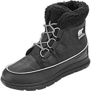 Sorel Expl**** Carnival Boots Dam black/sea salt black/sea salt