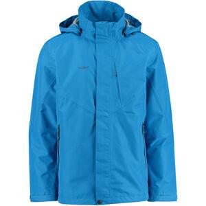 Kaikkialla Vilhelm 2 Layer Jacket Herr royal blue royal blue