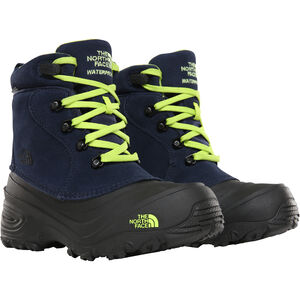 The North Face Chilkat Lace 2 Shoes Barn cosmic blue/lime green cosmic blue/lime green