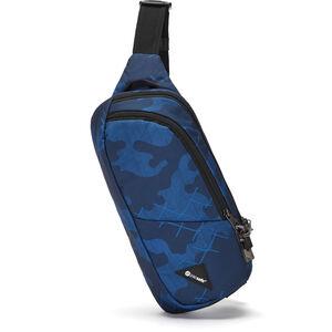 Pacsafe Vibe 150 Sling Pack blue camo blue camo