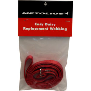 Metolius Easy Daisy Replacement Webbing red red
