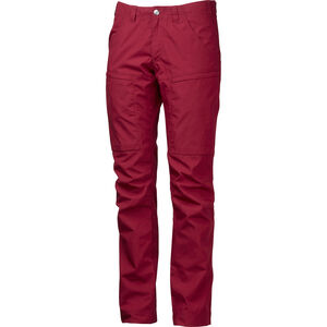 Lundhags Laisan Pants Dam Ling Red Ling Red