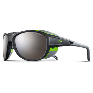 Julbo Explr 2.0 Spectron 4 Sunglasses matt gray/green-brown flash silver matt gray/green-brown flash silver