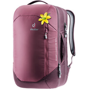 Deuter Aviant Carry On 28 SL Travel Pack Dam maron/aubergine maron/aubergine