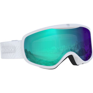 Salomon Sense Photo Goggles Dam white white