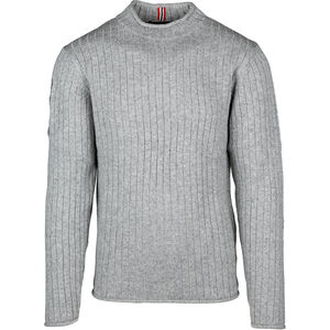 Amundsen Sports Roald Roll Neck Pullover Herr light grey light grey