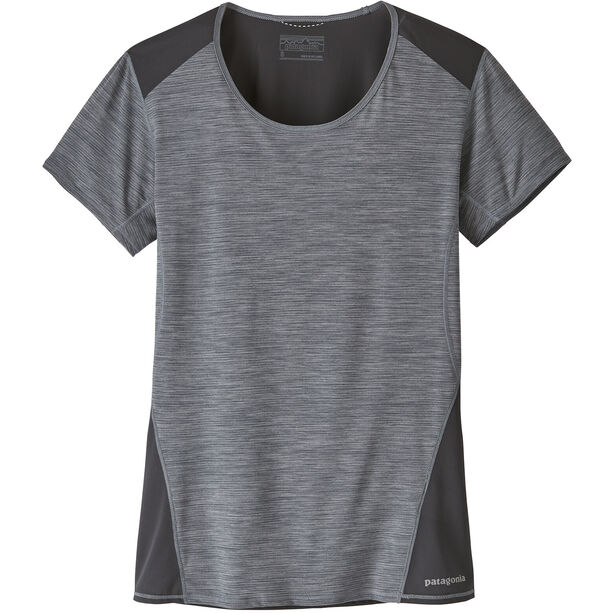 Patagonia Airchaser T-shirt Dam smolder blue