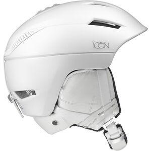 Salomon Icon² C.Air Helmet Dam white white