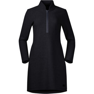 Bergans Oslo Wool Dress Dam Dark Navy Melange Dark Navy Melange