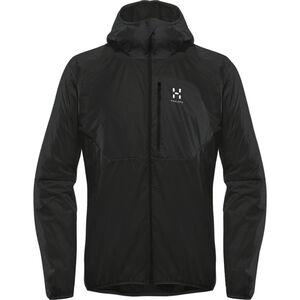 Haglöfs Proteus Jacket Herr true black true black