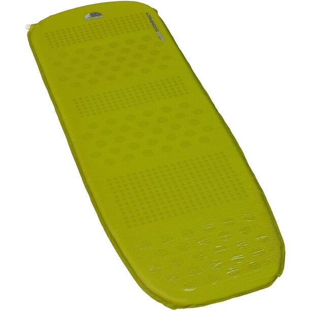 Vango F10 Aero 3 Compact Sleeping Mat Dam citron