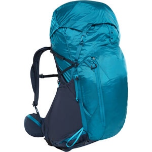 The North Face Banchee 50 Backpack Dam urban navy/crystal teal urban navy/crystal teal