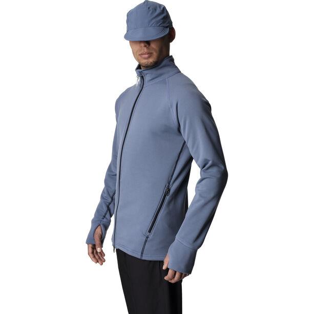 Houdini Power Jacket Herr sorrow blue