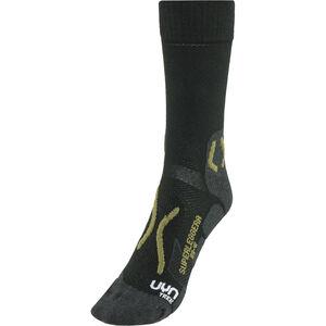 UYN Trekking Superleggera Socks Herr black/military black/military