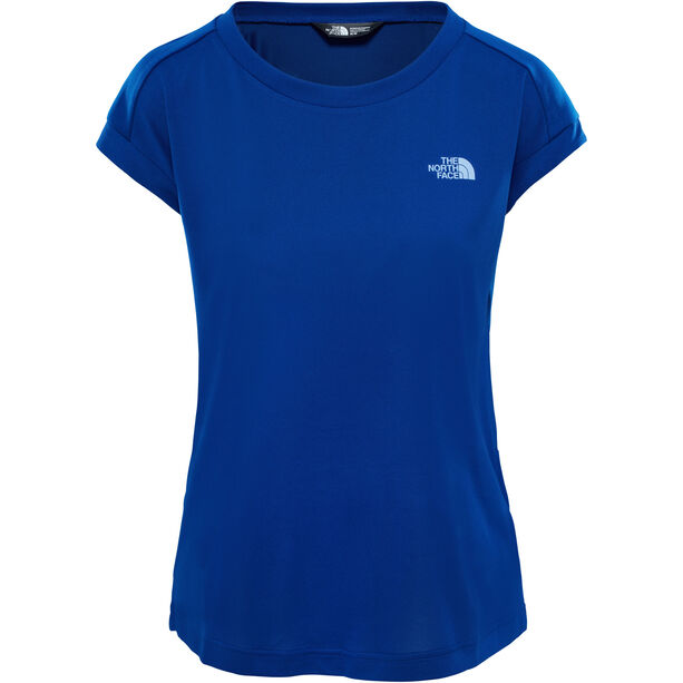 The North Face Hikesteller S/S Top Dam sodalite blue