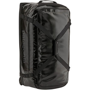 Patagonia Black Hole Wheeled Duffel Bag 100l Black Black