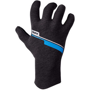NRS HydroSkin Gloves gray heather gray heather