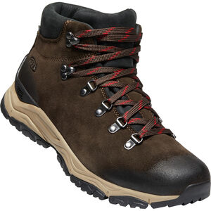 Keen Feldberg Apx WP Shoes Herr Ebony/Brown Ebony/Brown