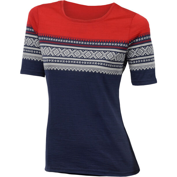 Aclima DesignWool Marius T-shirt Dam original
