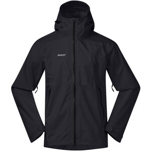 Bergans Letto Jacket Herr black/dark navy black/dark navy