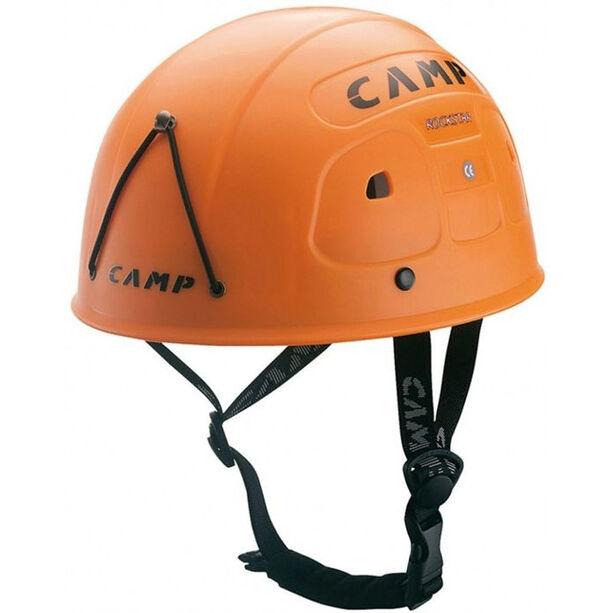 Camp Rock Star Helmet orange
