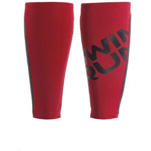 Head SwimRun Air Cell Calf Sleeves black-red black-red
