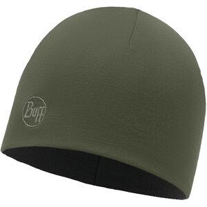 Buff Heavyweight Merino Wool Hat Regular solid forest night solid forest night