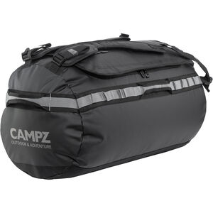 CAMPZ Duffel Bag 65l grey/black grey/black