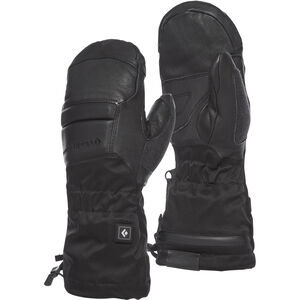 Black Diamond Solano Mittens Black Black