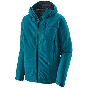 Patagonia Galvanized Jacket Herr balkan blue balkan blue