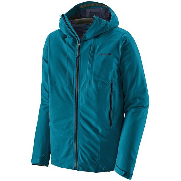 Patagonia Galvanized Jacket Herr balkan blue