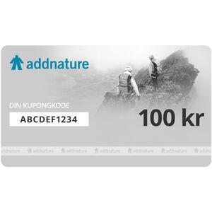 addnature Gift Voucher 100 kr