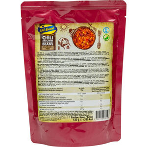 Bla Band Outdoor Meal 430g Chili sin Carne with kidney beans