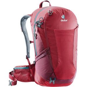 Deuter Futura 28 Backpack cranberry-maron cranberry-maron