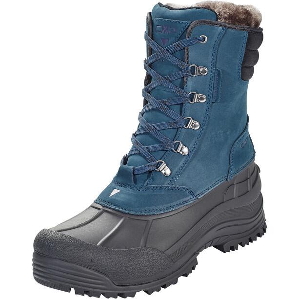 CMP Campagnolo Kinos WP Snow Boots Herr black blue-nero
