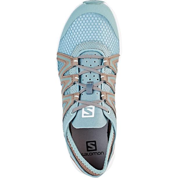 Salomon Crossamphibian Swift 2 Shoes Dam lead/deep taupe/icy morn