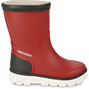 Tretorn Aktiv Rubber Boots Barn red/grey red/grey