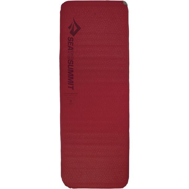 Sea to Summit Comfort Plus Self Inflating Mat Rectangular Regular Wide red