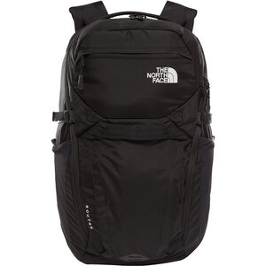 The North Face Router Backpack TNF Black TNF Black