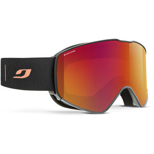 Julbo Alpha Goggles Black/Orange Black/Orange