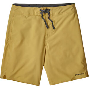 Patagonia Stretch Hydropeak Boardshorts Herr surfboard yellow surfboard yellow