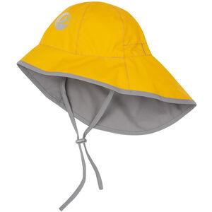Finkid Tihku Hat Barn yellow/storm yellow/storm