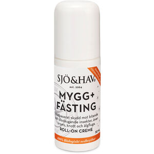 Sjö & Hav Mygg+Fästing Roll-on Creme 50ml