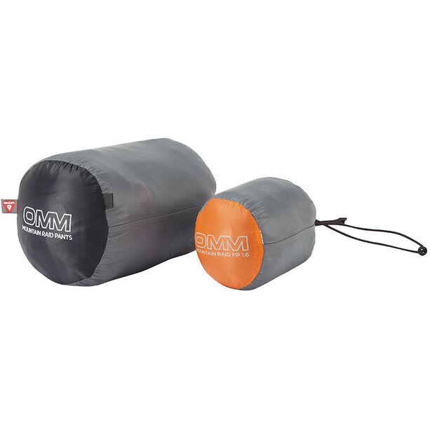 OMM Mountain Raid Foot-Pod black/orange
